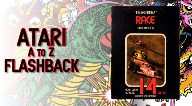 Atari A to Z Flashback: Race