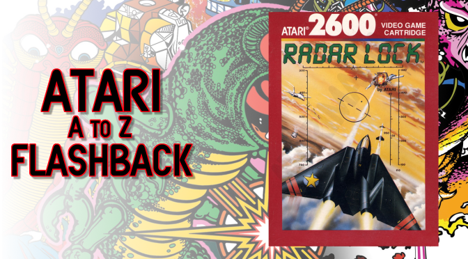 Atari A to Z Flashback: Radar Lock