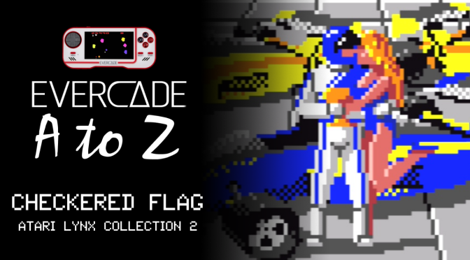 Evercade A to Z: Checkered Flag