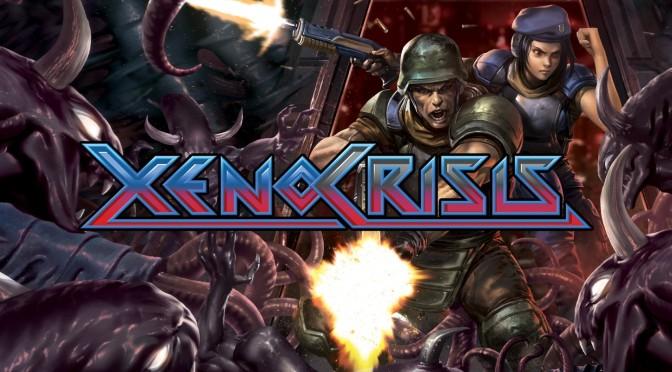 Xeno Crisis: 16-Bit Mayhem