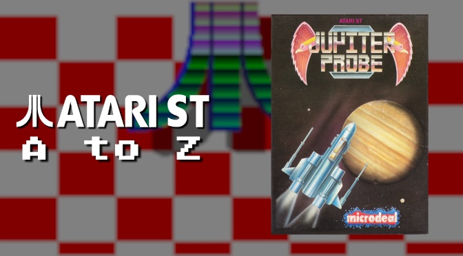 Atari ST A to Z: Jupiter Probe
