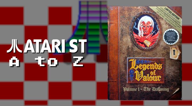 Atari ST A to Z: Legends of Valour