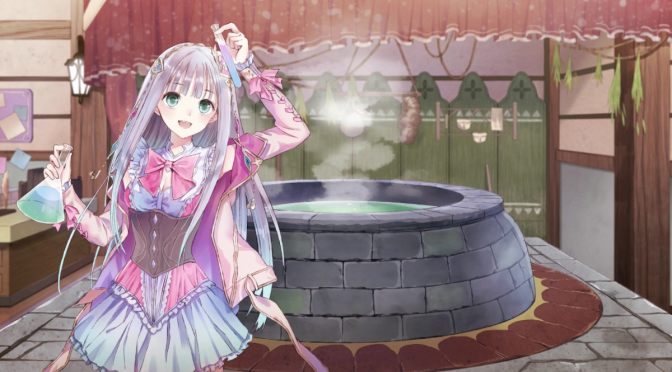 Atelier Lulua: The Scion of Arland – A Trilogy of Four