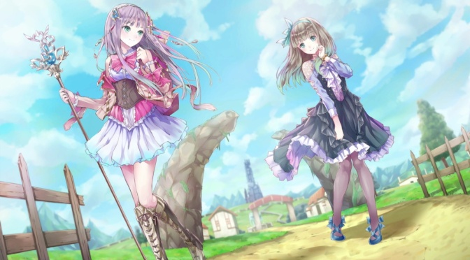 Atelier Lulua: The Scion of Arland – Give Me A Reason to Live