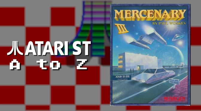 Atari ST A to Z: Mercenary III