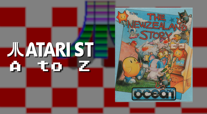 Atari ST A to Z: The New Zealand Story