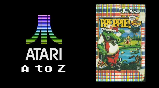 Atari A to Z: Preppie!
