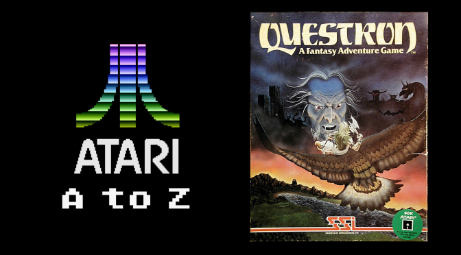 Atari A to Z: Questron
