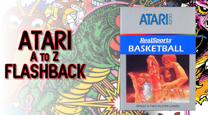 Atari A to Z Flashback: RealSports Basketball