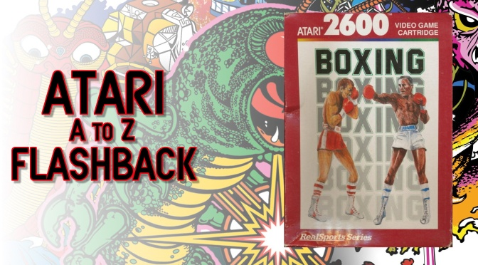 Atari A to Z Flashback: RealSports Boxing