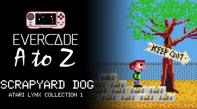 Evercade A to Z: Scrapyard Dog