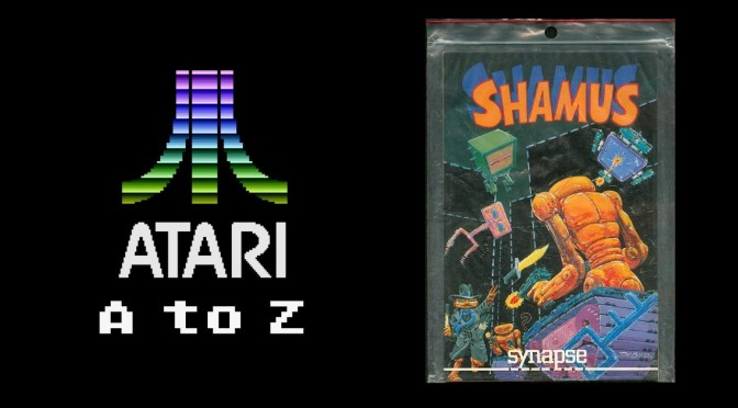 Atari A to Z: Shamus