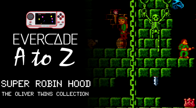 Evercade A to Z: Super Robin Hood