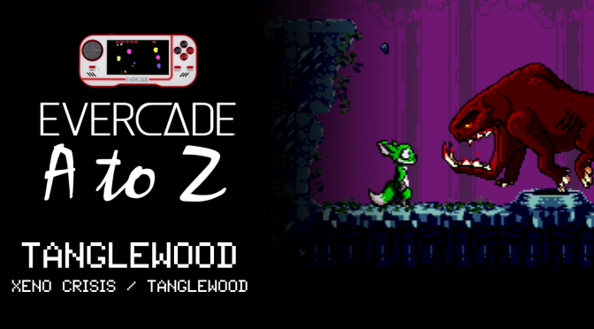 Evercade A to Z: Tanglewood