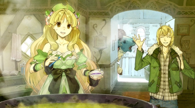 Atelier Ayesha: The Alchemist of Dusk – Alchemy in a Fading World