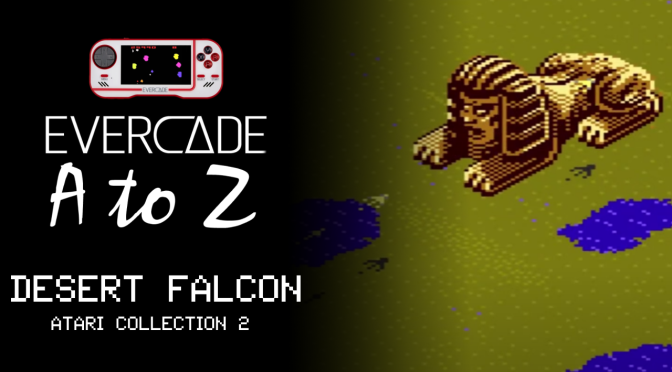 Evercade A to Z: Desert Falcon