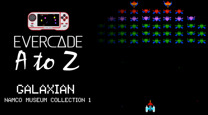 Evercade A to Z: Galaxian