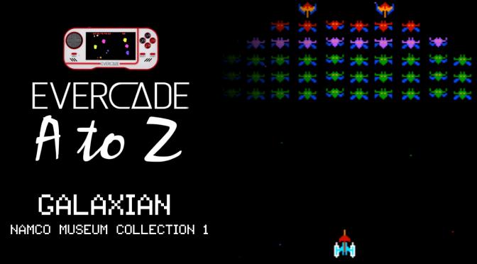 Evercade A to Z: Galaxian