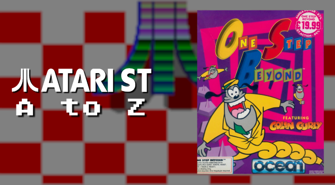Atari ST A to Z: One Step Beyond