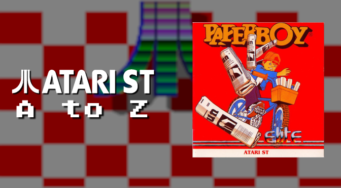 Atari ST A to Z: Paperboy