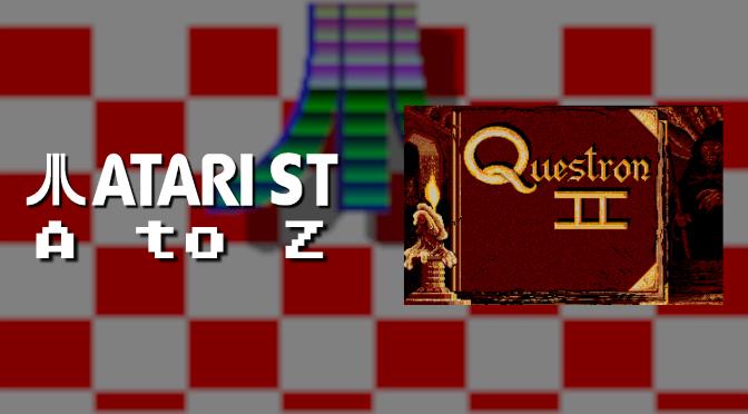 Atari ST A to Z: Questron II