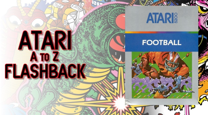 Atari A to Z Flashback: RealSports Football