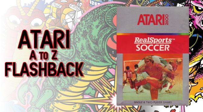 Atari A to Z Flashback: RealSports Soccer