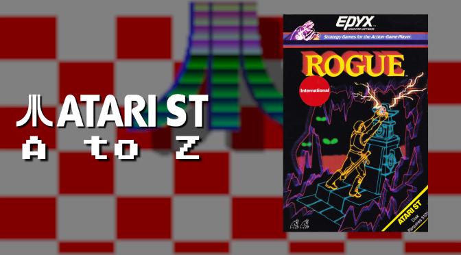 Atari ST A to Z: Rogue