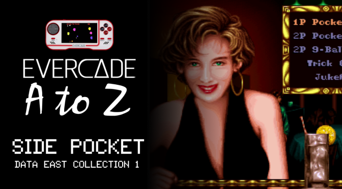 Evercade A to Z: Side Pocket