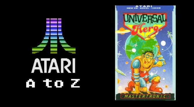 Atari A to Z: Universal Hero
