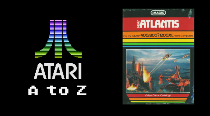 Atari A to Z: Atlantis