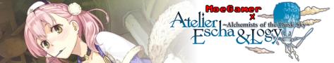 Atelier Escha and Logy: Alchemists of the Dusk Sky