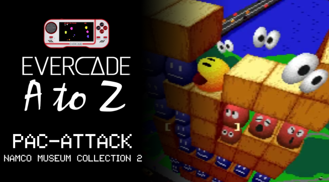 Evercade A to Z: Pac-Attack