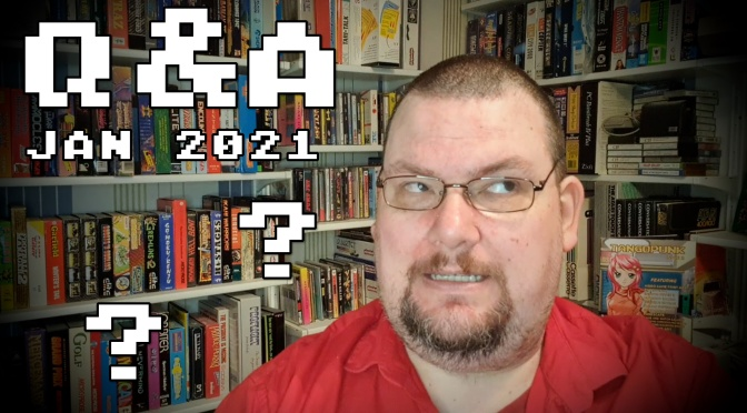 Q&A: January 2021