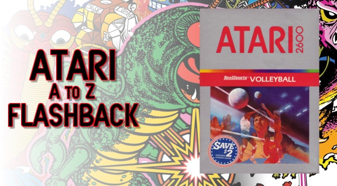 Atari A to Z Flashback: RealSports Volleyball
