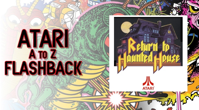 Atari A to Z Flashback: Return to Haunted House