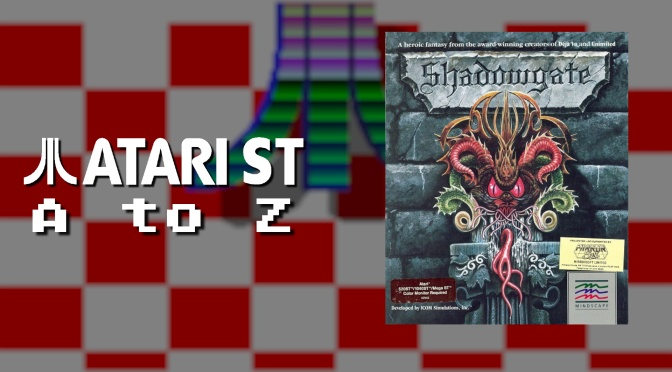 Atari ST A to Z: Shadowgate
