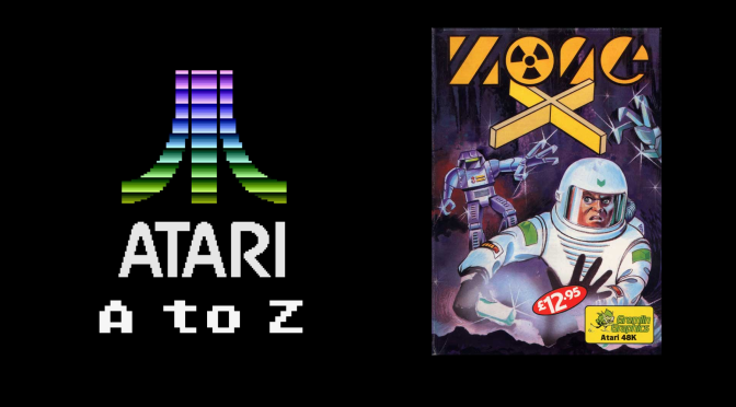 Atari A to Z: Zone X