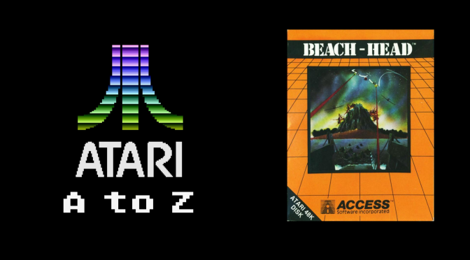 Atari A to Z: Beach-Head