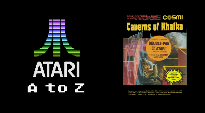 Atari A to Z: Caverns of Khafka