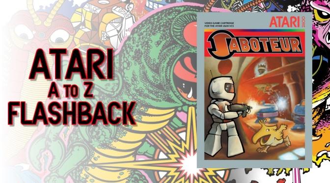 Atari A to Z Flashback: Saboteur