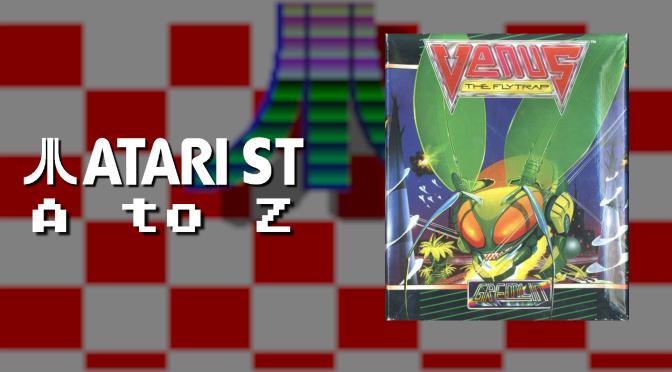 Atari ST A to Z: Venus the Flytrap