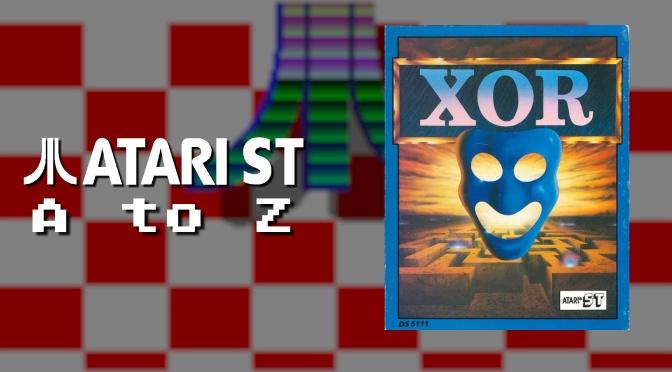 Atari ST A to Z: XOR