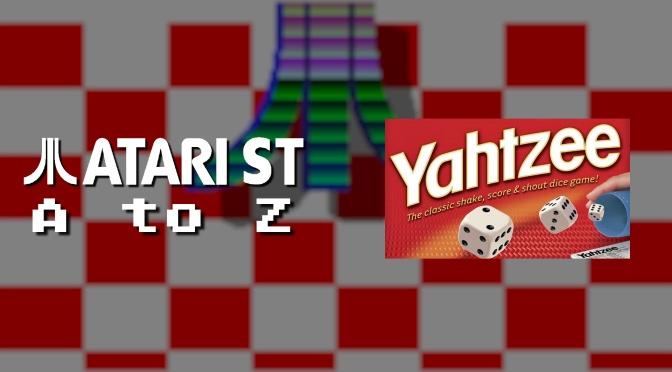 Atari ST A to Z: Yahtzee