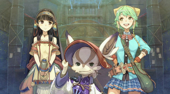 Atelier Shallie: Alchemists of the Dusk Sea – The Fight for a Dying World