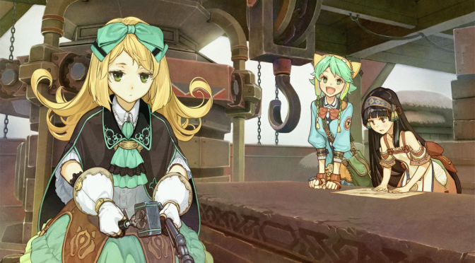 Atelier Shallie: Alchemists of the Dusk Sea – The Art of Shalchemy
