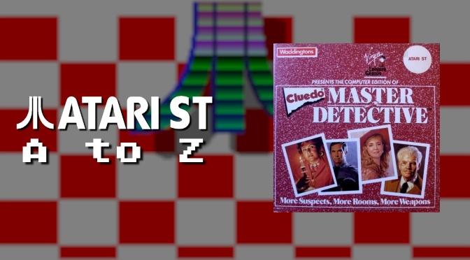 Atari ST A to Z: Cluedo Master Detective