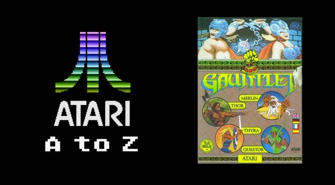 Atari A to Z: Gauntlet