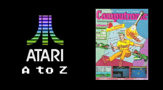Atari A to Z: Into Deep