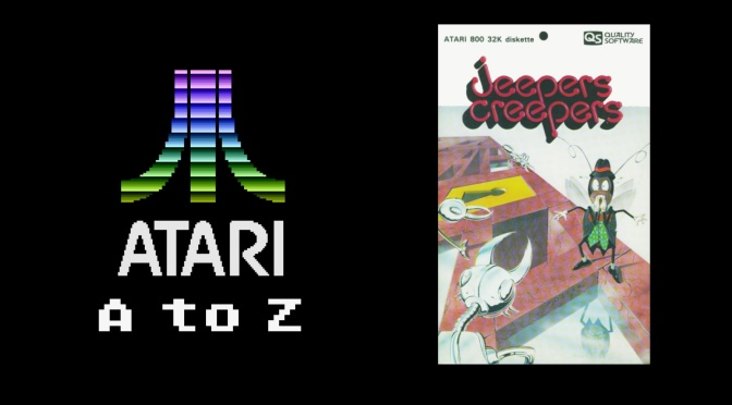 Atari A to Z: Jeepers Creepers